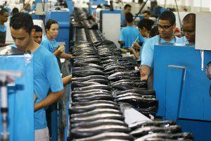 crescimento setor calçadista