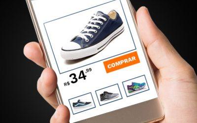 Uso de celular para compras online cresce no Brasil
