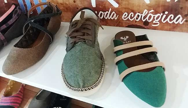keraí calçados veganos