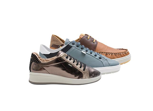 sapatos inteligentes
