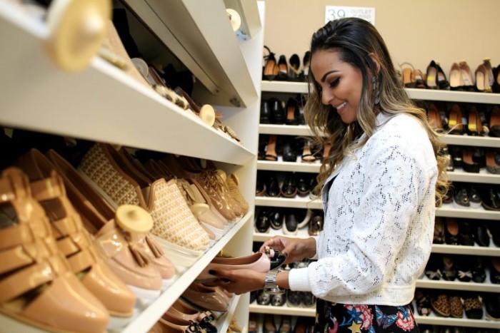 Self-shoes: uma tendência?