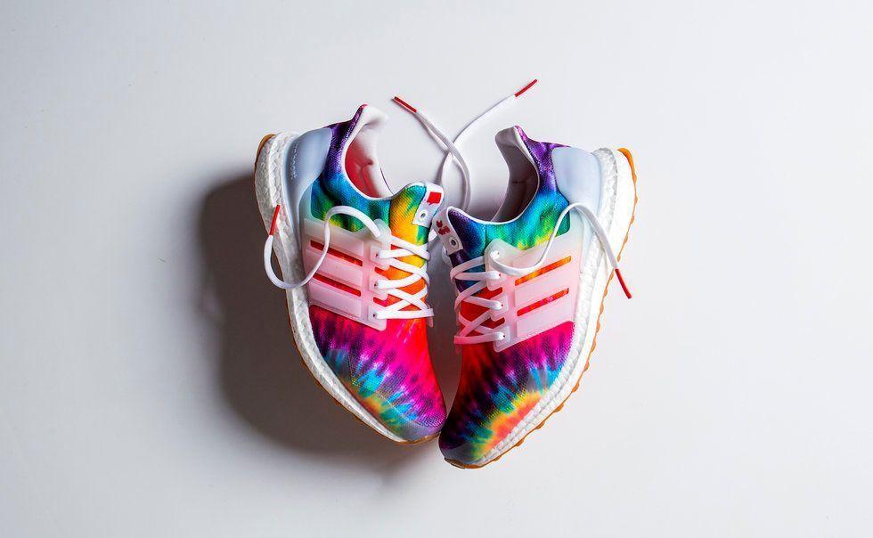 tendência colorida