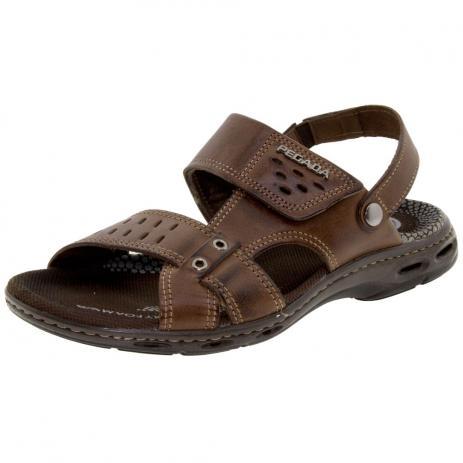 calçados de verão para pés masculinos