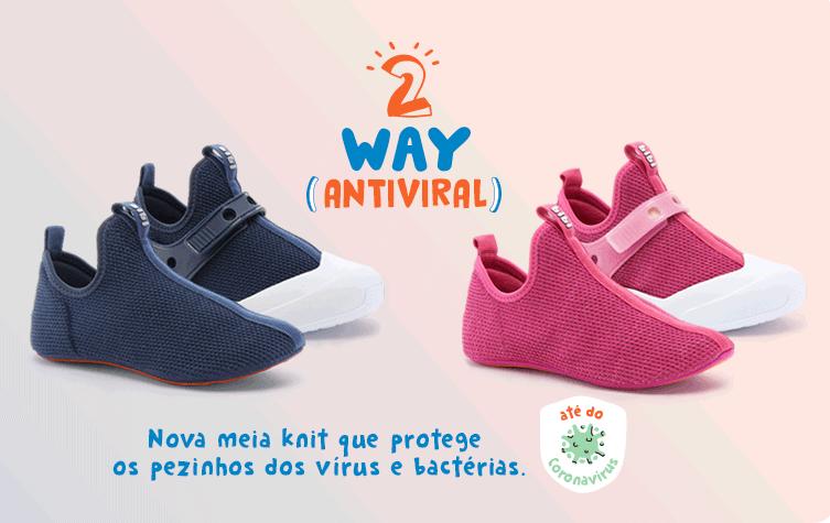 calçado anticoronavírus
