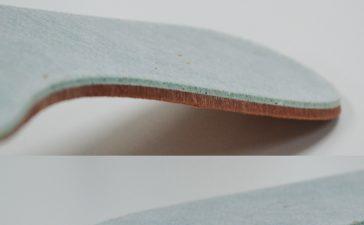 palmilhas de montagem